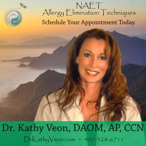 NAET - A Natural Therapy for Food and Environmental Sensitivities and Allergies