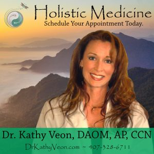 Holistic Medicine By Doctor Kathy Veon