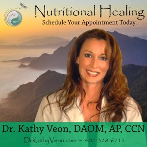 Nutritional Healing By Dr. Kathy Veon