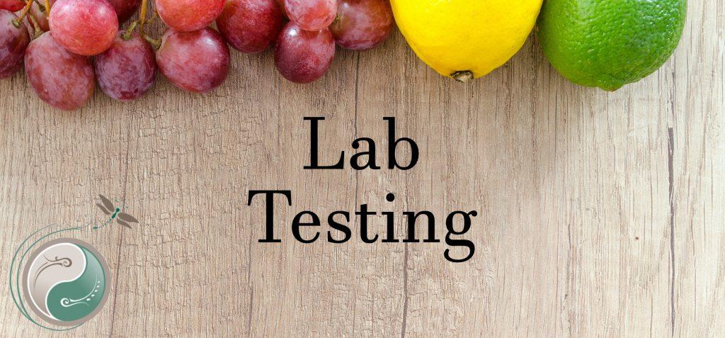 Lab Testing by Dr Kathy Veon